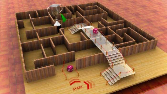 3d-Maze-by-inoace-arif-saeed