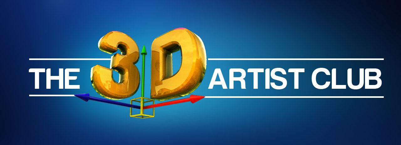 3d clucb logo by arif saeed