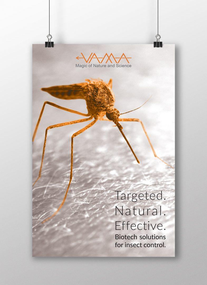 Poster Design Inoace Design Studio VAMA Newyork