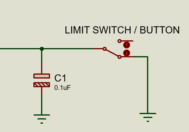 arduino uno cnc shield noise filtering false alarm