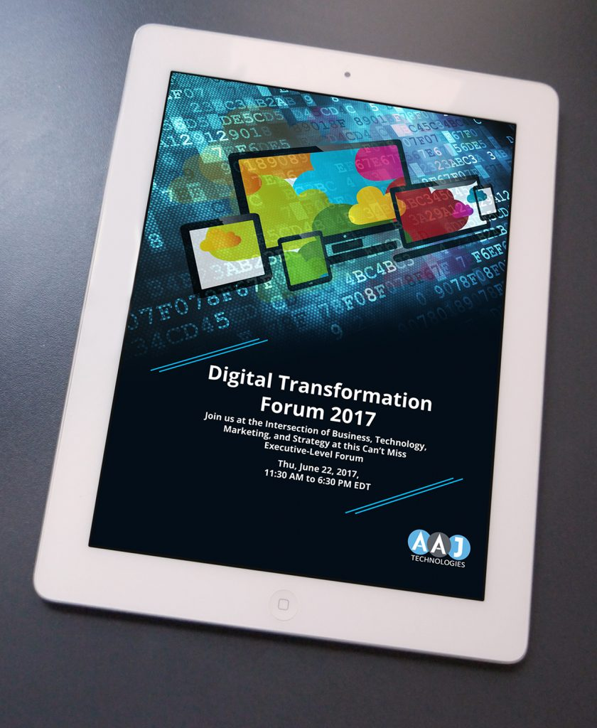 digital-flyers-AAJ-Digital-Transformation-Forum-2017 inoace design studio