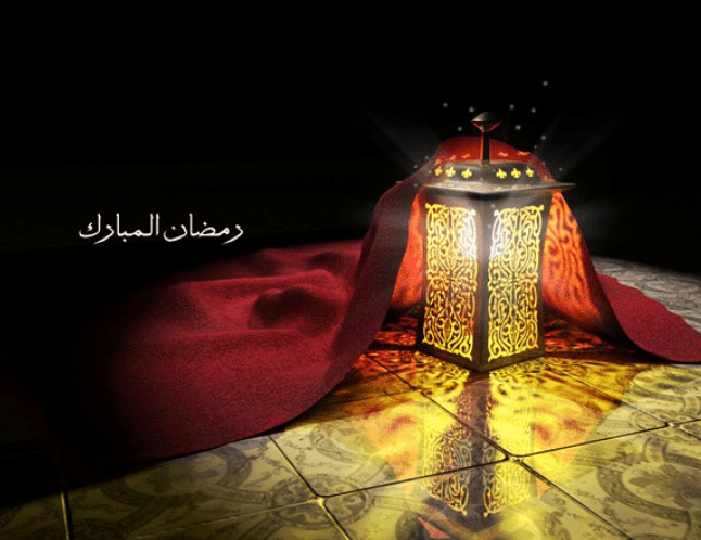 Ramazan 3d lantern wallpaper by choudry arif saeed