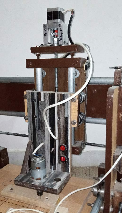 spindle-and-z-axis---diy-cnc